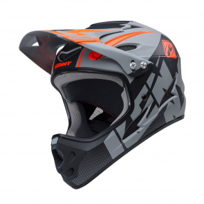 Kenny Casque Kenny Downhill Gris/Noir 2018