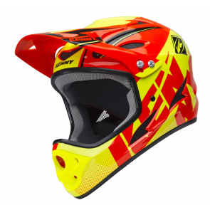 Kenny Casque Kenny Downhill Orange 2018