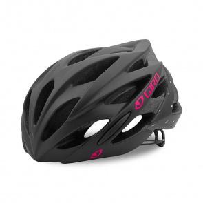 Giro Casque Route pour Femmes Giro Sonnet Noir Mat/Rose 2018