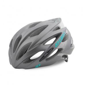 Giro Giro Sonnet Race Helm voor Vrouwen Mat Titanium 2018