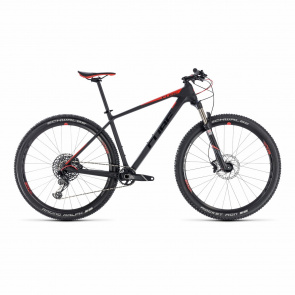 "Cube - Promo VTT 29"" Cube Reaction C:62 Pro Carbone/Rouge 2018 (116200)"