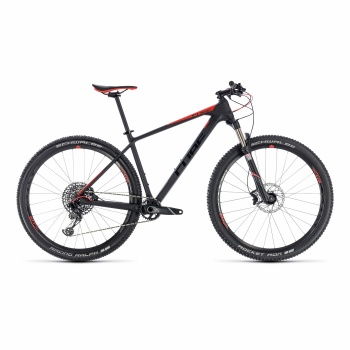 "VTT 29"" Cube Reaction C:62 Pro Carbone/Rouge 2018"