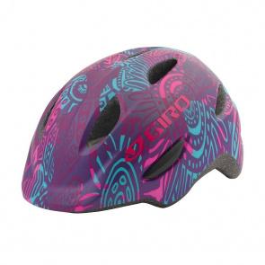 Giro Giro Scamp Helm voor Kinderen Mat Paars 2018