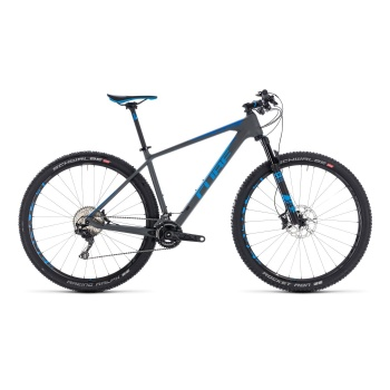 "VTT 29"" Cube Reaction C:62 SL Gris/Bleu 2018 (116400)"