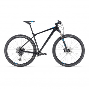 "Cube - 2018 VTT 29"" Cube Reaction Race Noir/Bleu 2018"