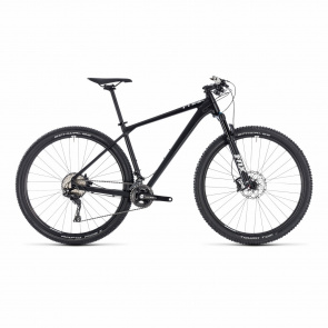 "Cube - Promo VTT 29"" Cube Reaction SL Noir/Blanc 2018 (114100)"