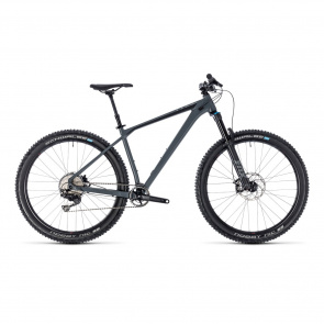 "Cube - Promo VTT 27.5"" Cube Reaction TM Gris/Noir 2018 (115100)"