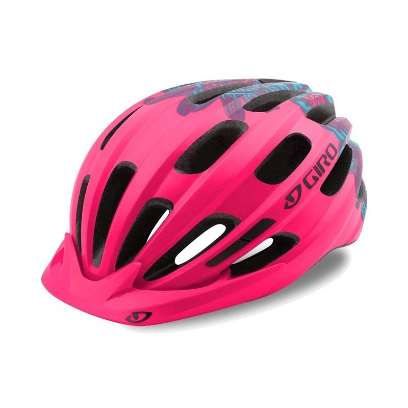 Casque Giro Junior Hale Rose Vif 2021