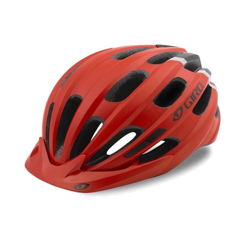 Giro Hale Helm voor Kinderen Mat Rood 2021
