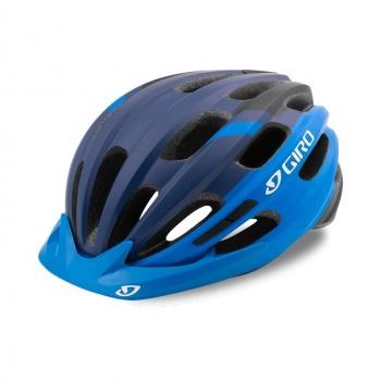 Casque Giro Register Bleu Mat 2018