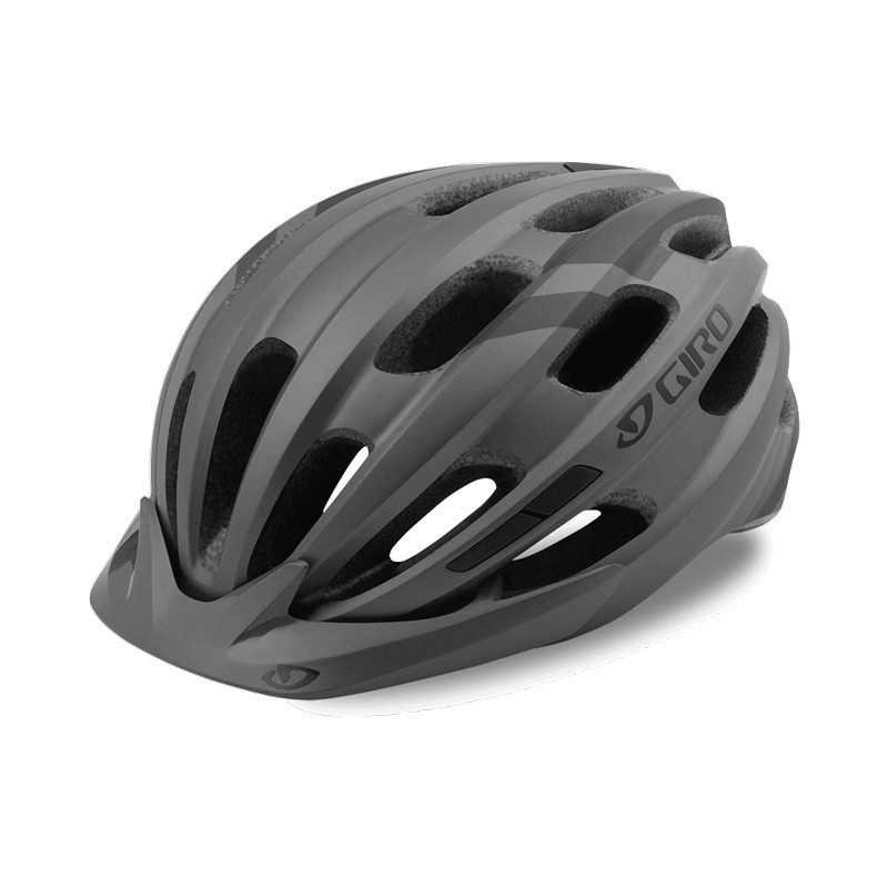 Giro Register Helm Mat Titanium 2021