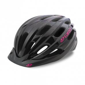 Giro Giro Vasona Helm voor Vrouwen Zwart/Floral 2018