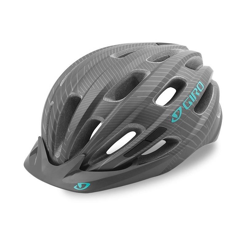 Giro Vasona Helm voor Vrouwen Mat Titanium 2021