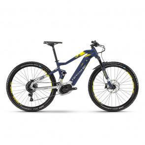 "Haibike - Promo VTT Electrique 29"" Haibike SDuro FullNine 7.0 500 Bleu/Argent 2018 (45401608)"