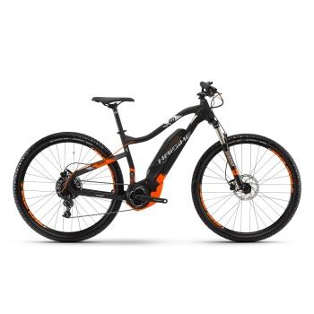 "VTT Electrique 29"" Haibike SDuro HardNine 2.0 400 Noir/Orange 2018"