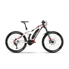 "Haibike - Promo VTT Electrique 27.5"" Haibike XDuro AllMtn 6.0 500 Blanc/Anthracite 2018 (45403328)"