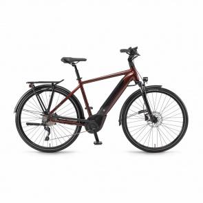 Winora - Promo Vélo Electrique Winora Sinus i10 500 Rouge Piémont 2018