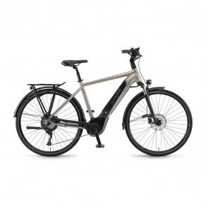 Winora - 2018 Vélo Electrique Winora Sinus iX11 500 Gris Sable Mat 2018