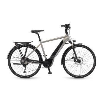 Vélo Electrique Winora Sinus iX11 500 Gris Sable Mat 2018