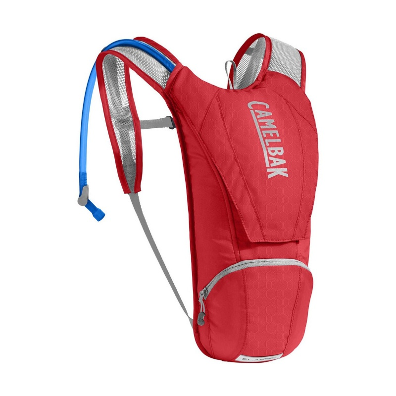Sac d'Hydratation Camelbak Classic Rouge Racing/Argent