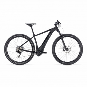 "Cube - Promo Cube Reaction Hybrid SL 500 27.5"" Elektrische MTB Black Edition 2018"