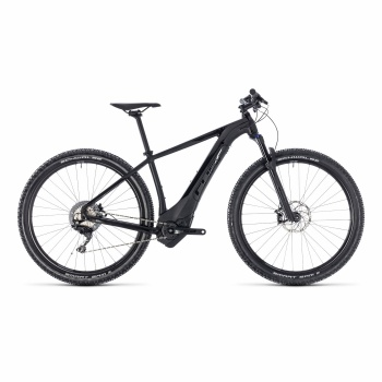 "VTT Electrique 27.5"" Cube Reaction Hybrid SL 500 Black Edition 2018"
