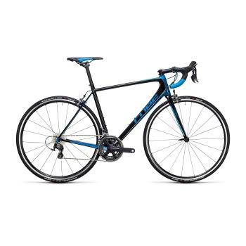 Vélo de Course Cube Litening C:62 Carbone/Bleu 2017
