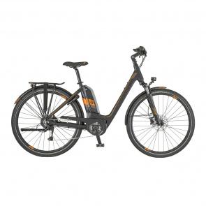 Scott - Promo Vélo Electrique Scott E-Sub Active Unisex Noir 2018