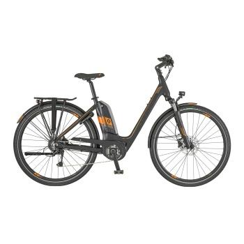 Vélo Electrique Scott E-Sub Active Unisex Noir 2018