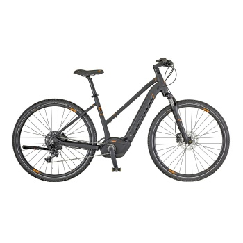 Vélo Electrique Femme Scott E-Sub Cross 10 Lady 2018 (265448)