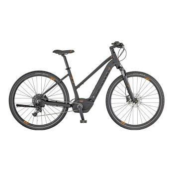 Vélo Electrique Femme Scott E-Sub Cross 10 Lady 2018