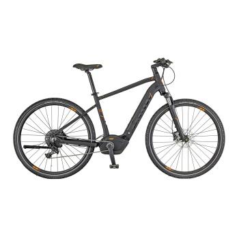 Vélo Electrique Scott E-Sub Cross 10 Men 2018 (265447)