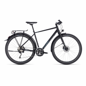 Vélo Cube Travel EXC Noir/Gris 2018 (150300)