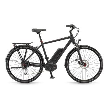 Vélo Electrique Winora Sinus Tria 8 400 Noir Mat 2018