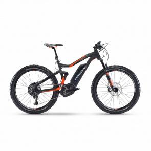 "Haibike - 2018 VTT Electrique 27.5"" Haibike XDuro FullSeven 7.0 500 Noir/Rouge 2017"