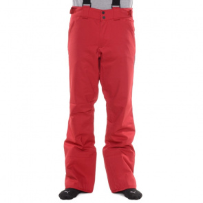 Sun Valley Pantalon de Ski Sun Valley Kross Rouge