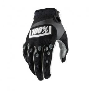 100% 100% Airmatic Handschoenen Zwart 2018