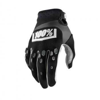 100% Airmatic Handschoenen Zwart 2018