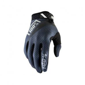 100% 100% Ridefit Handschoenen Zwart 2018