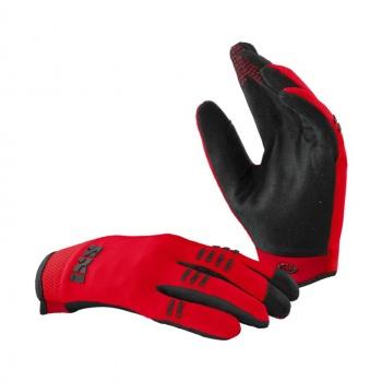 IXS BC X3.1 Handschoenen voor Kinderen Fluo Rood 2018
