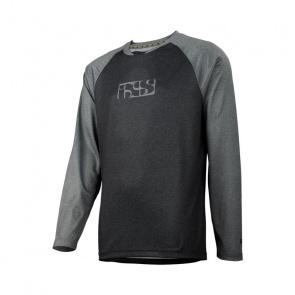 IXS IXS Progressive 7.1 Shirt met Lange Mouwen Zwart/Donkerolijf