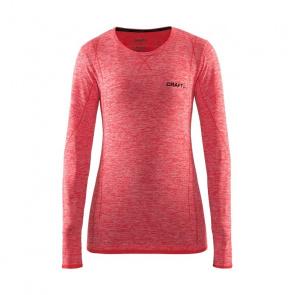 Craft Sous-vêtement Manches Longues Femme Active Comfort Roundneck Rouge 2018