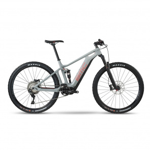"BMC - 2018 VTT Electrique 29"" BMC Speedfox AMP Three Gris/Gris/Rouge 2018"
