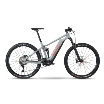 "VTT Electrique 29"" BMC Speedfox AMP Three Gris/Gris/Rouge 2018 (301249...)"