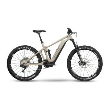 """BMC Trailfox AMP One 27.5""""+ Elektrische MTB Kaki/Kaki/Groen 2018 (301083...)"""