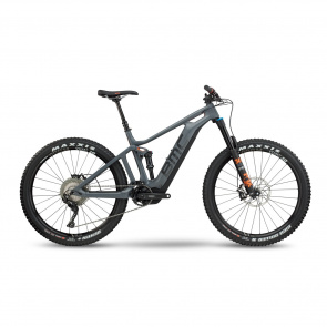 "BMC - Promo VTT Electrique 27.5""+ BMC Trailfox AMP Two Gris/Gris/Orange 2018"