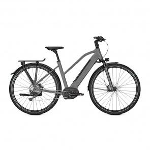 Kalkhoff Promo Vélo Electrique Kalkhoff Endeavour Move B9 500 Trapèze Gris Mat 2018 (628529274-76)