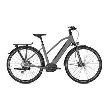 Vélo Electrique Kalkhoff Endeavour Move B9 500 Trapèze Gris Mat 2018