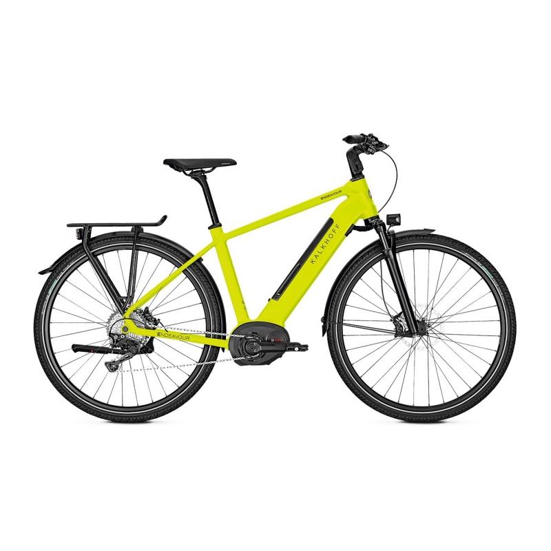 Vélo Electrique Kalkhoff Endeavour 5 Move B9 500 Vert Mat 2019 (628529290-93) (628529293)