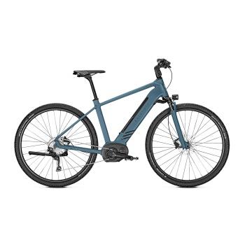 Vélo Electrique Kalkhoff Entice Move B9 500 Bleu Mat 2018